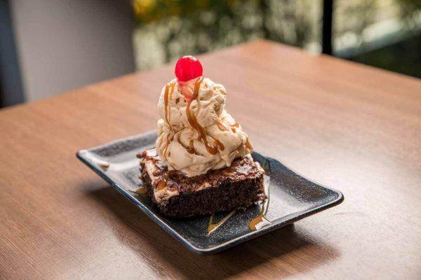 Brownie a la YAO