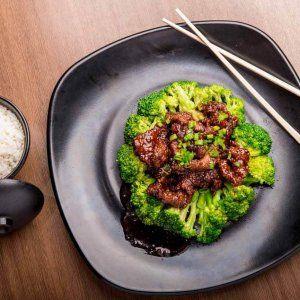 Mongolian Beef Yao Style